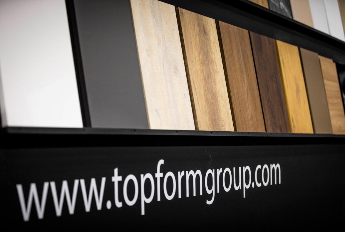 Dos nuevos acabados de laminados en Top Form Group