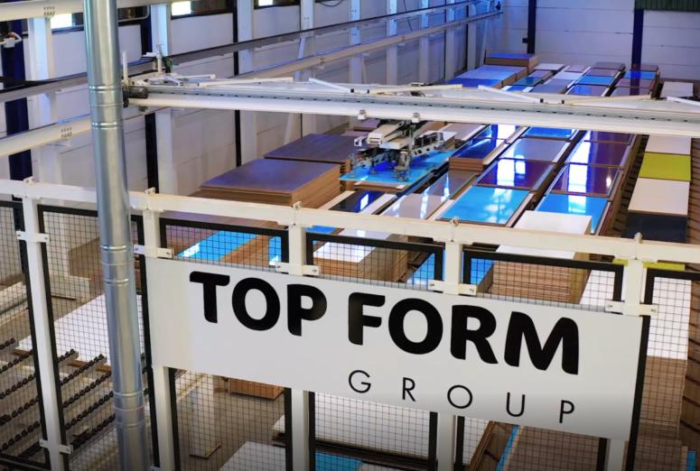 Presentamos la nueva línea de producción avanzada de Top Form Group